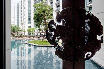 20170525京懋 曼谷 凱賓斯基酒店-泳池4
